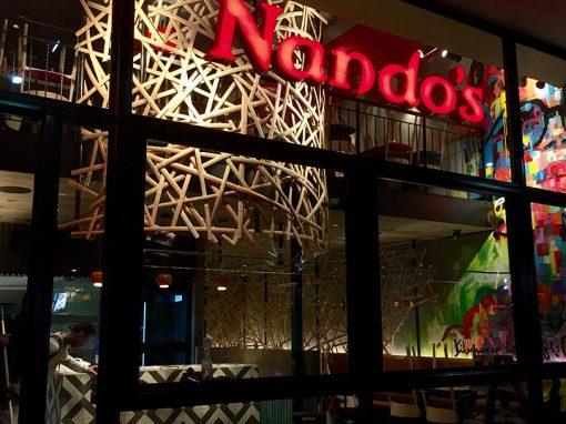 Nandos Flinders Street