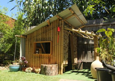 Bamboo Eco Cubby